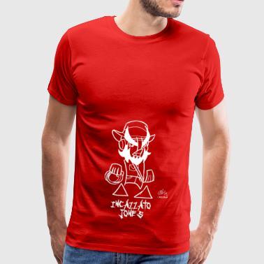 pissed JONES - Men's Premium T-Shirt