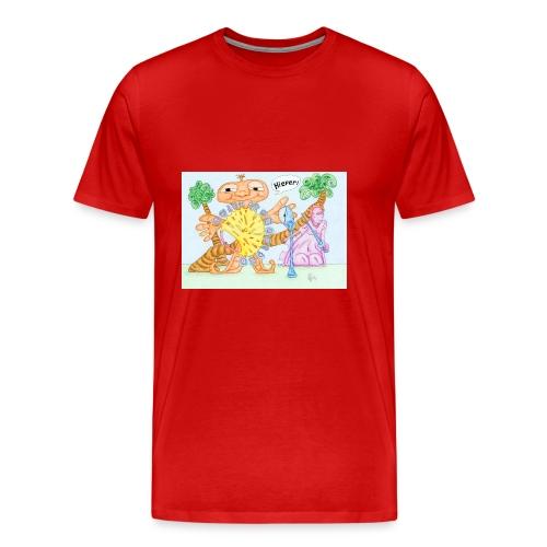 Hieper - Mannen Premium T-shirt