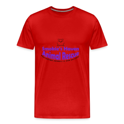 Smokies Haven - Men's Premium T-Shirt