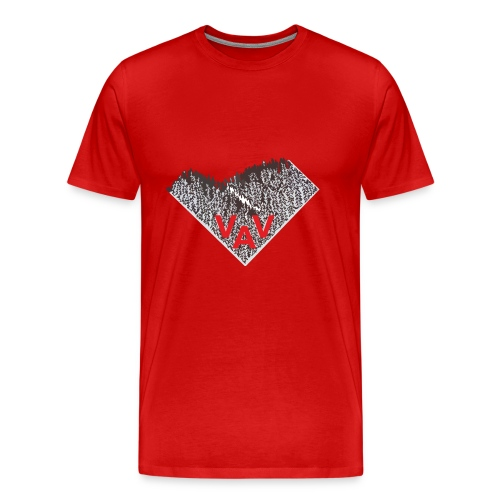 Huivilogo - Miesten premium t-paita