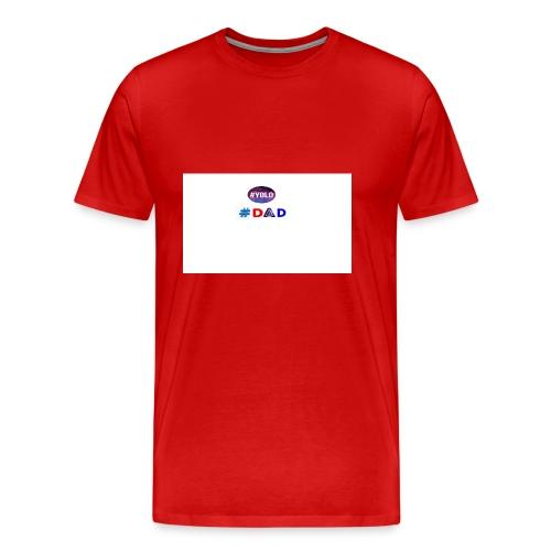dad merch - Men's Premium T-Shirt