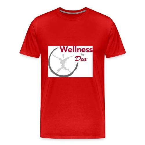 Wellness By Dea Vattenflaska - Premium-T-shirt herr
