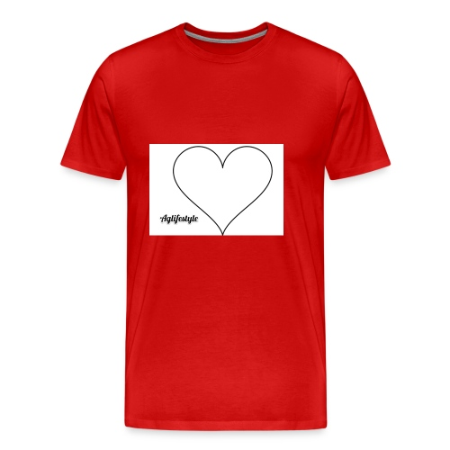 AglifestyleMerch💕 - Männer Premium T-Shirt