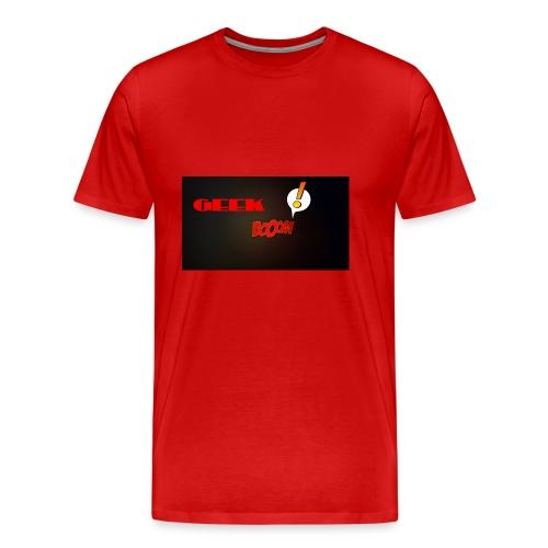 Coque pour Iphone - T-shirt Premium Homme