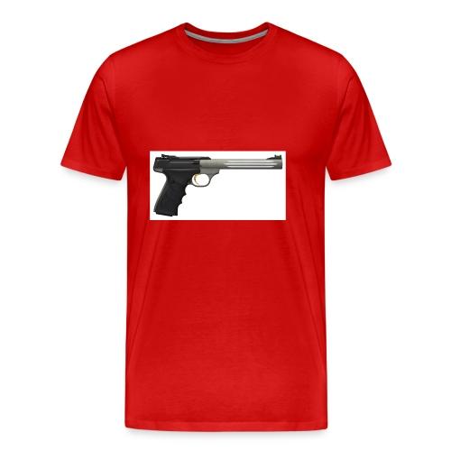 pistol - Herre premium T-shirt