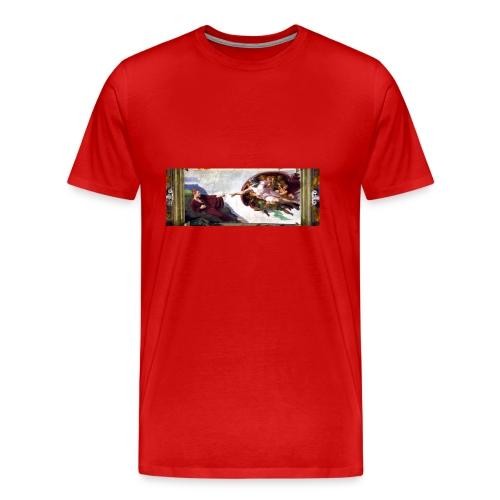Björns skapelse - Premium-T-shirt herr