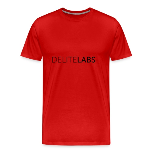 DELITELABS t-shirt girls - Men's Premium T-Shirt