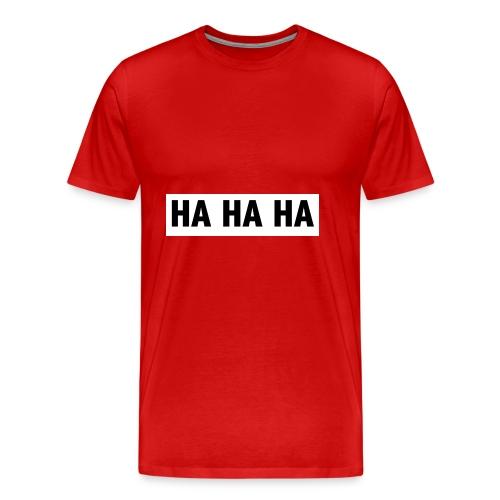 0001 - Männer Premium T-Shirt