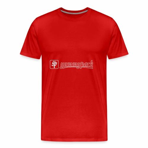 yummypack_LOGO_Outline - Männer Premium T-Shirt