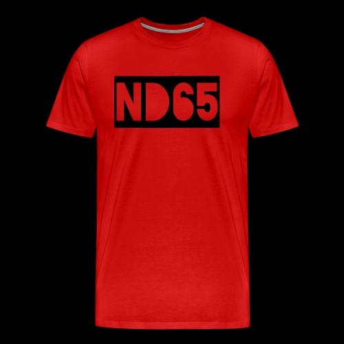 ND65 - Männer Premium T-Shirt
