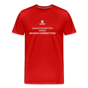 Human Connection durch Human Connection - Männer Premium T-Shirt