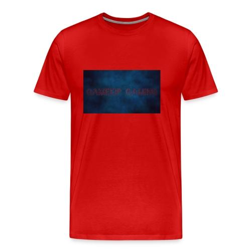 gamekip gaming sweater grijs - Mannen Premium T-shirt