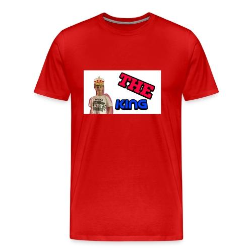 King ramdom (the king of YOUTUBE) - Men's Premium T-Shirt