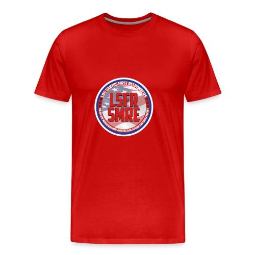 ADMIN CAP - Men's Premium T-Shirt