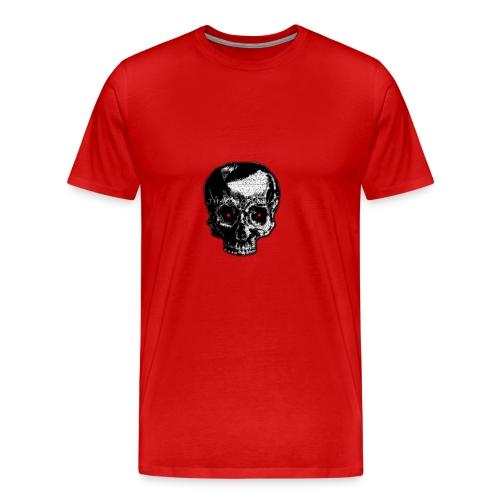 thanatophobia - Maglietta Premium da uomo