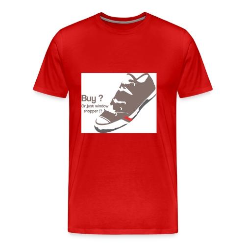 window_shopper - Men's Premium T-Shirt