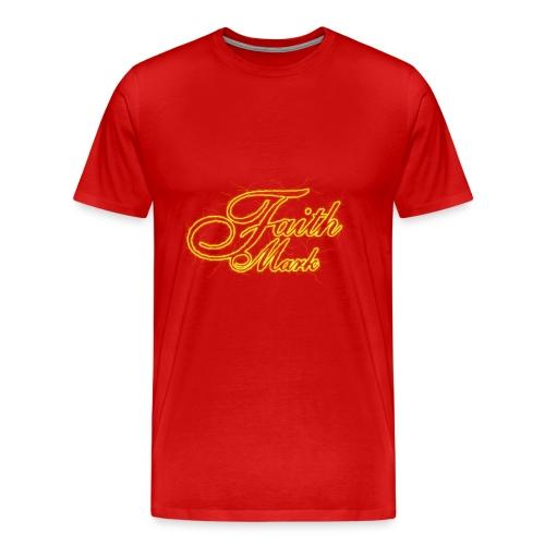 FaithMark-SpreadShirt-Electrical - Mannen Premium T-shirt