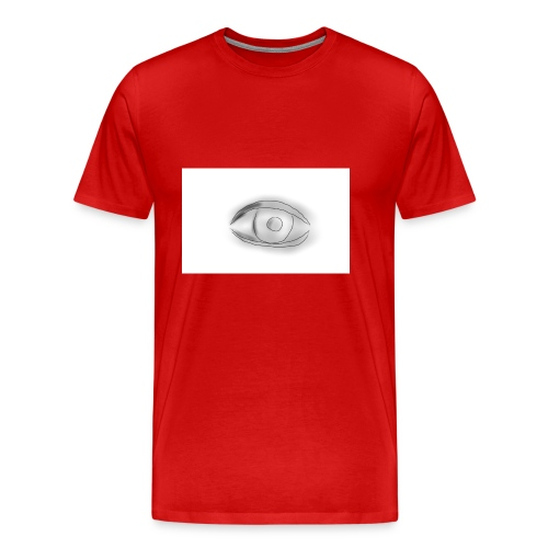 The wandering eye - Men's Premium T-Shirt