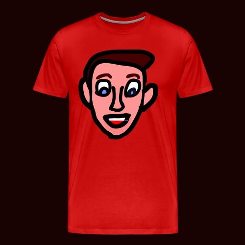 Stefjeee merch - Mannen Premium T-shirt