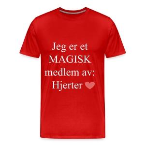MAGISK Medlem - Premium T-skjorte for menn