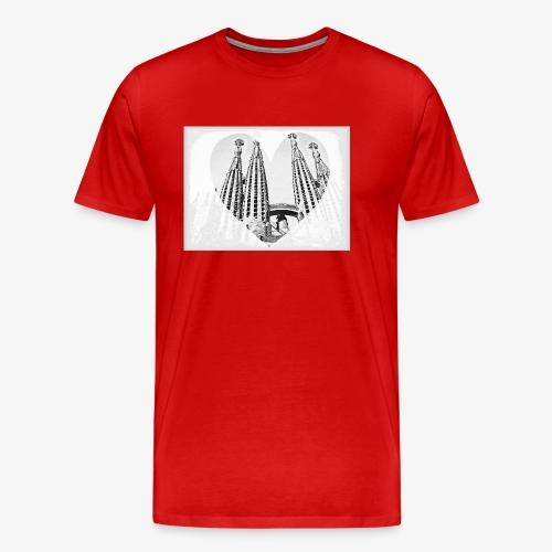 Sagrada Familia - Camiseta premium hombre