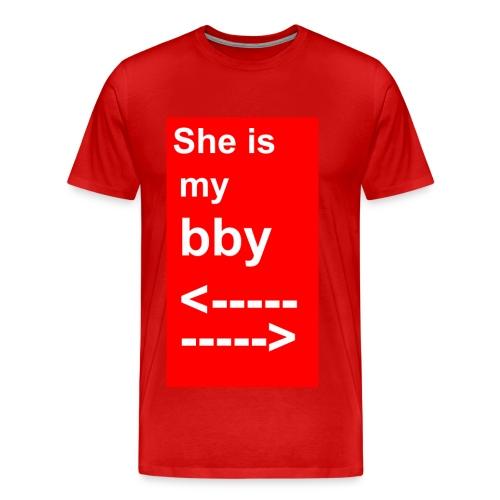 T-Shirt für den Freund - Männer Premium T-Shirt