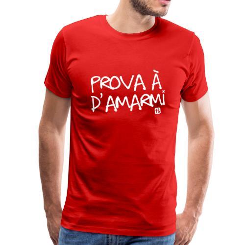 FailShirt / d'amarmi / WHITE - Maglietta Premium da uomo
