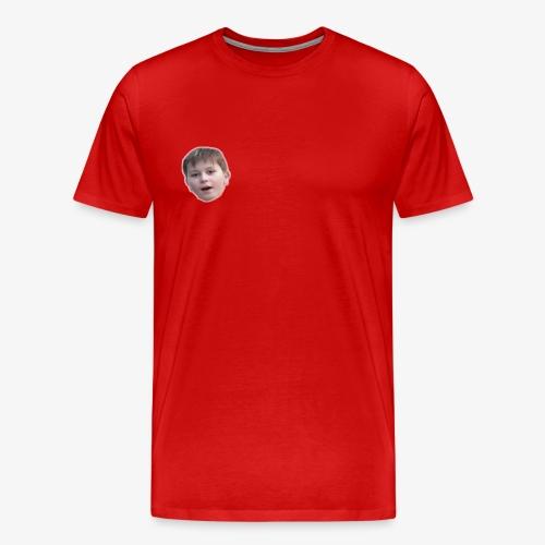 Sorpentix Face Design - Männer Premium T-Shirt