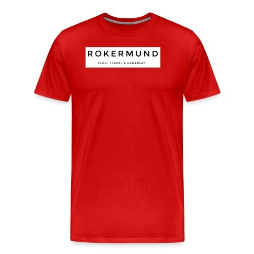 Rokermund - Maglietta Premium da uomo
