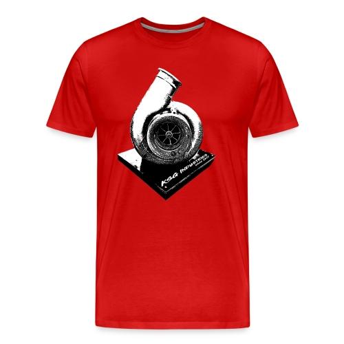 Turbo - Männer Premium T-Shirt
