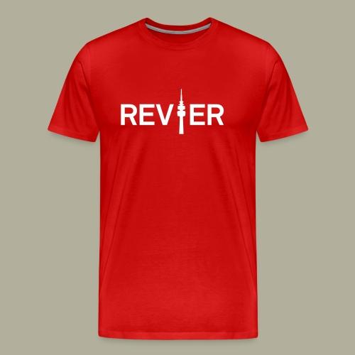 Dortmunder Revier - Männer Premium T-Shirt