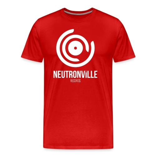 Neutronville Records Logo - Männer Premium T-Shirt
