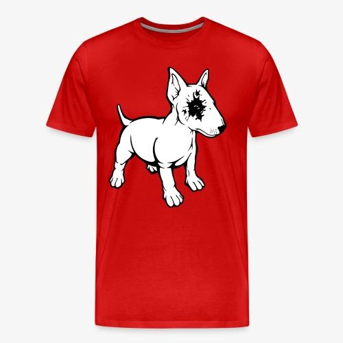 DIRTY BAD BULL - Maglietta Premium da uomo