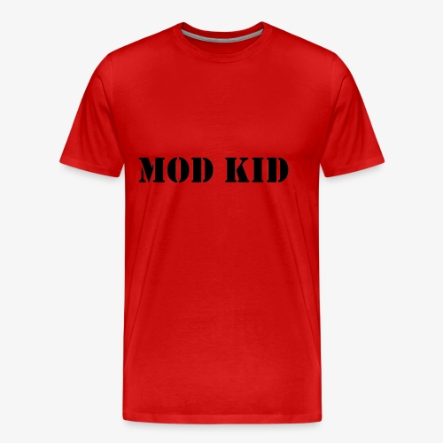 Mod kid - Men's Premium T-Shirt