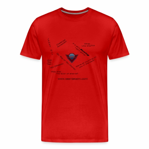 TJS TS - Men's Premium T-Shirt
