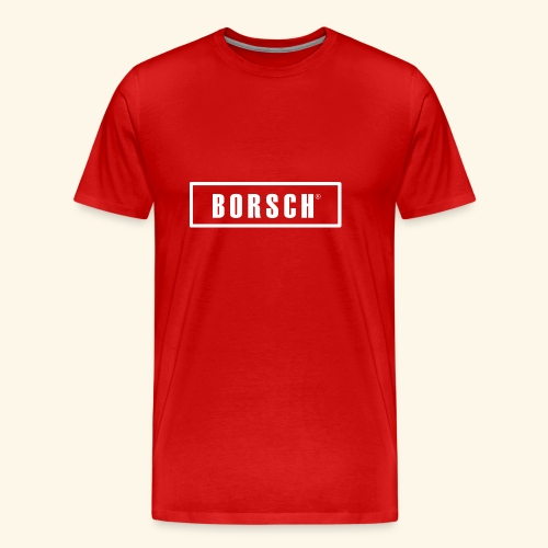 Borsch - Herre premium T-shirt