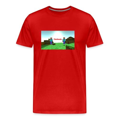 Klær - Premium T-skjorte for menn