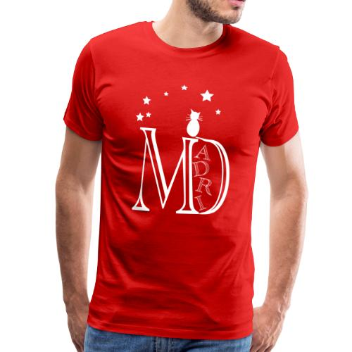 MadriG - Camiseta premium hombre