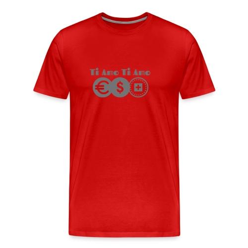 Tia Amo - Männer Premium T-Shirt
