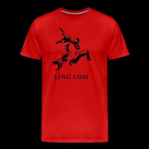 LING LOM - Männer Premium T-Shirt