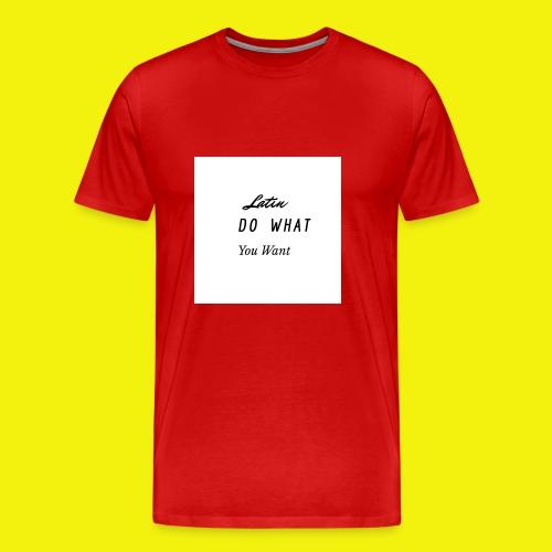 newproject 1 original - Camiseta premium hombre