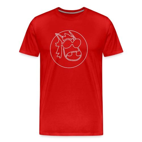 Linework Icon - Männer Premium T-Shirt