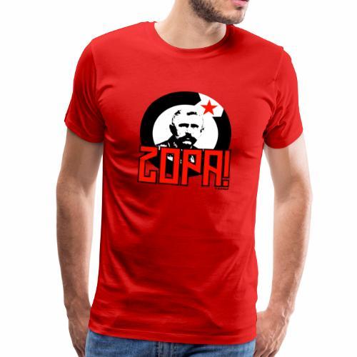 Zopa! - Mannen Premium T-shirt