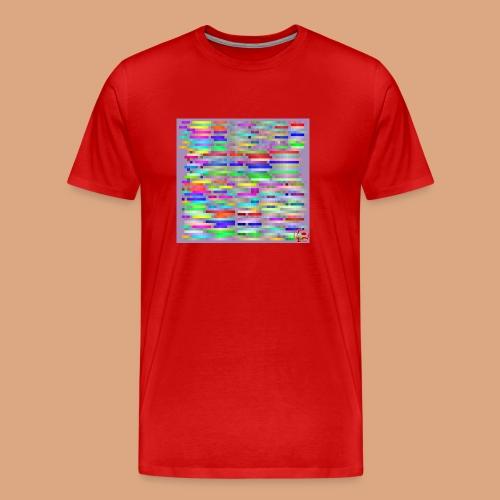 Abitudine - Maglietta Premium da uomo