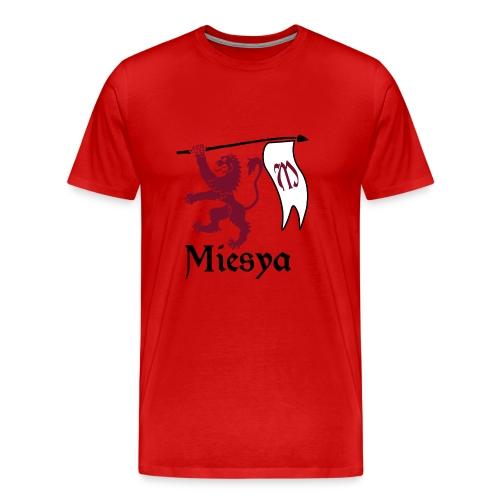 Miesya Shirt Man - Mannen Premium T-shirt