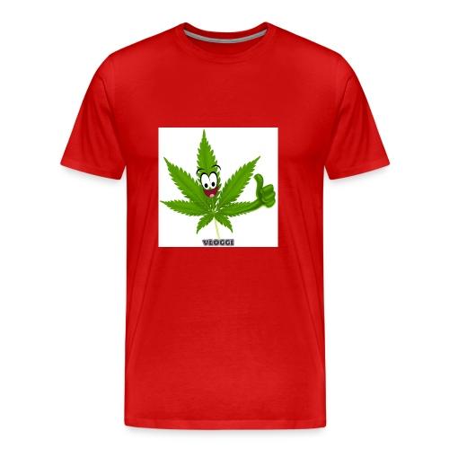 2cc52a6dc4c452bf391ac05711edd75c logo for florida - Männer Premium T-Shirt