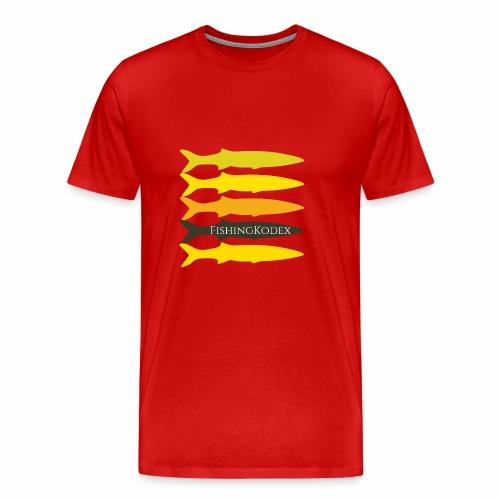 Kodi von FishingKodex - Männer Premium T-Shirt