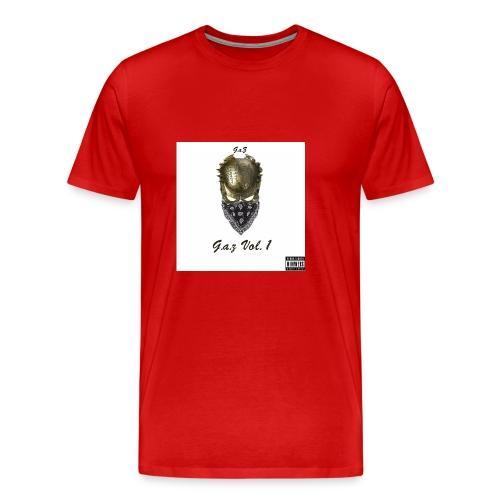 G.a.z Vol.1 - Männer Premium T-Shirt
