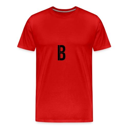 Belg Maakt Video's crewneck vrouwen - Mannen Premium T-shirt