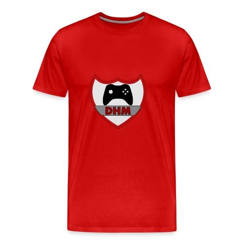 DouweHetMedium Shirt! - Mannen Premium T-shirt